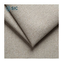 Hot Product Fine Structure With Clear Two Tone Effect Classic Yarn Dyed Polypropylene Fabric for Sofa