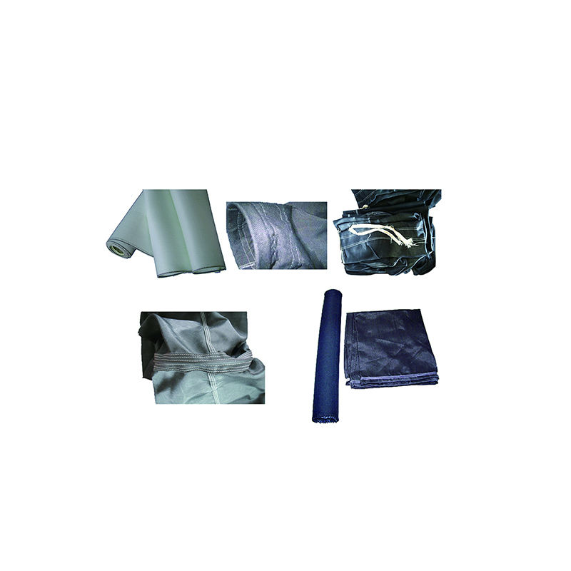 Factory Price Environmentally Friendly Continuous glass fiber filter cloth bag