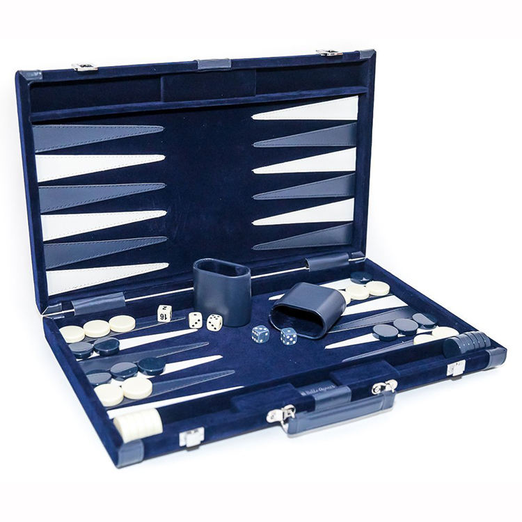 Goedkope <span class=keywords><strong>Backgammon</strong></span> Prijzen Donkerblauw <span class=keywords><strong>Houten</strong></span> Bordspel <span class=keywords><strong>Backgammon</strong></span> Party Entertainment <span class=keywords><strong>Set</strong></span>