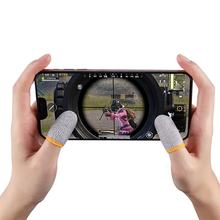 Highly Sensitive Game Gloves Mobile Gaming Touch Screen Sleeve Anti-sweat Finger Sleeve
