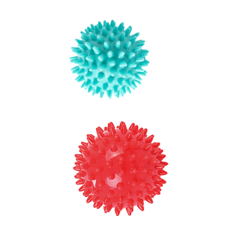 Spiky Massage Ball PVC Stress Relieve Pain Tension Relax Ball