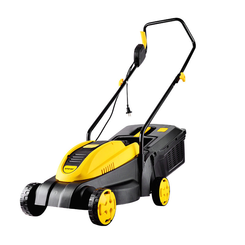 Yongkang UPSPIRIT Hand Push Electric Lawn Mower Factory