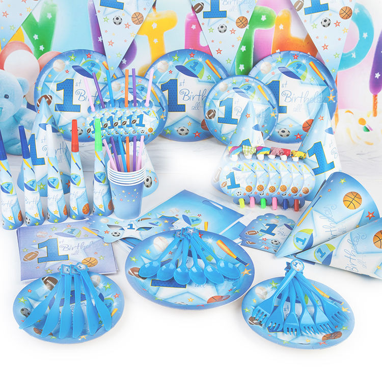 China Supplier Wholesale Kids Birthday Party Supplies