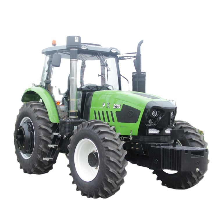 High power large tractor 4x4 agriculture 210hp 220hp farm tractor 200 hp