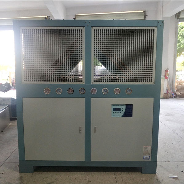 30 Ton Air Cooled Chiller Centrifugal Harga Paket