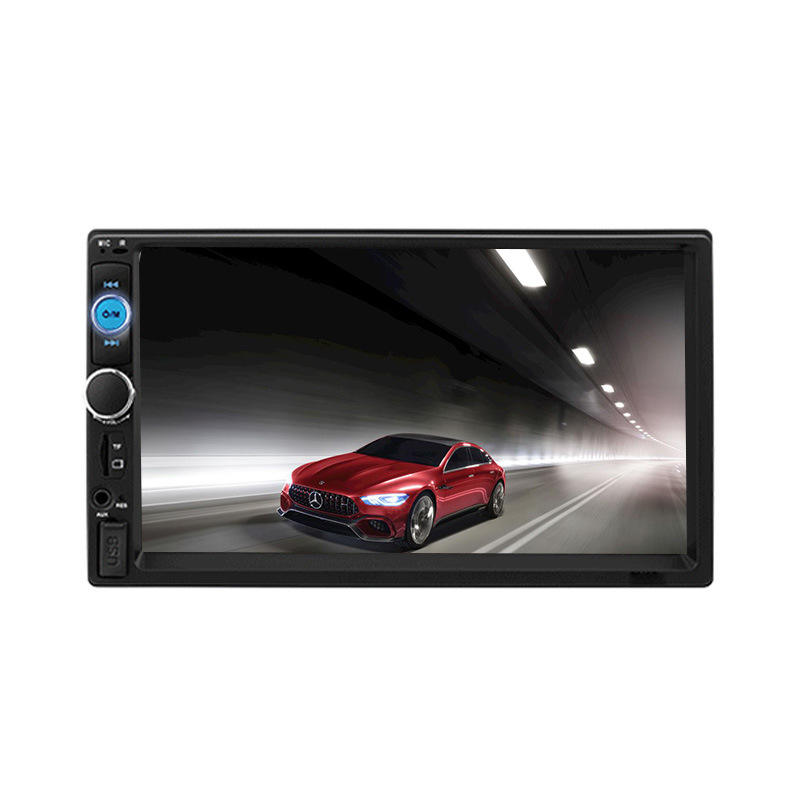 CP-2012005 7 inch Touch Screen Car stereo MP5 player aux in car player