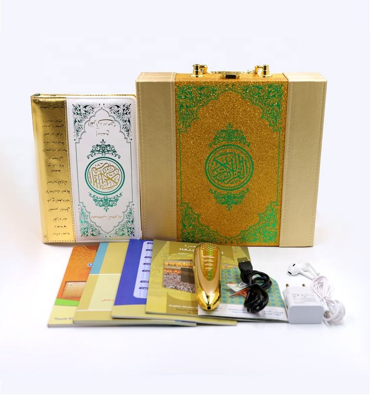 <span class=keywords><strong>Quran</strong></span> Reading Pen Deluxe Buku Set-XY1861