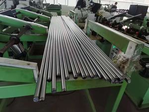 hot rolled with the Alloy steel round bar with the 16MnCr5 same as 16CrMnH