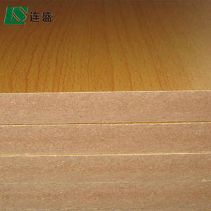 1220*2400*12 Mm Melamine Mdf Board