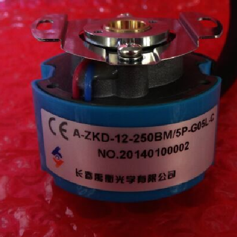 NC Numerical control machine CNC PLC electric elevator Changchun Yuheng Photoelectric Encoder A-ZKD-12-250BM5P-G50L-C