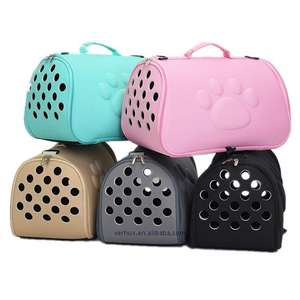 2020 High Quality Pet Travel Carrier Shoulder small dogs and cats Bag