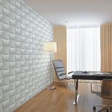 Modern style and fireproof function wall decoration board 3d wall cladding 3d wall board