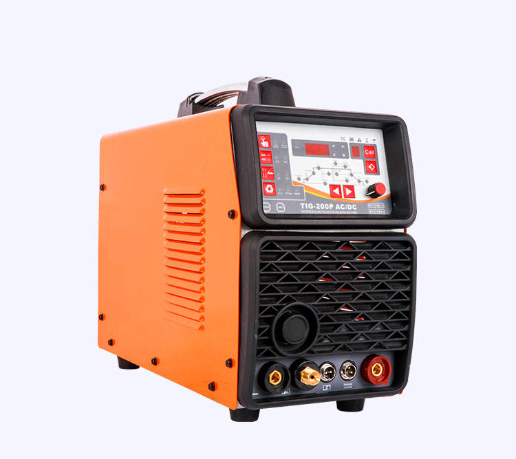Hot sell 3 in 1 AC DC Welding Machine Tig welder machine tig 200 Single Phase 220v pulse tig aluminum welding machine ac dc