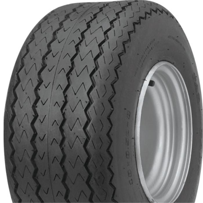 FarEast GO-Kart Front ATV Tubeless Tire 25X8-12