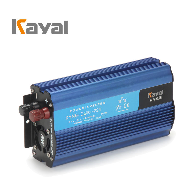 KAYAL Brand Pure Sine Wave 500w Power Inverter Japan With Built In Battery Charger