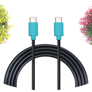 Custom High Quality Charger Usb 3.1 Type-C Charging Data Adapter Connector Type C To Type C Cable