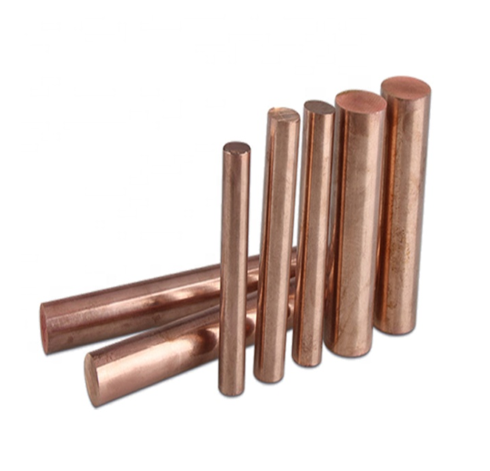 factory price copper and copper alloy cold-drawn rod and bar