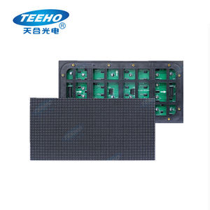 Teeho Factory Price Outdoor P4 Waterproof Advertising SMD LED Screen Modules