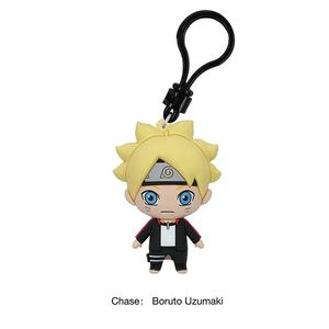 ANIME PLASTIC ANIMATION PRODUCTS HOME FURNISHING 3D MOVIE CARTOON CHARACTER IMAGE BORUTO CLIP BAG KEYCHAIN WITHOUT ROYALTY COST