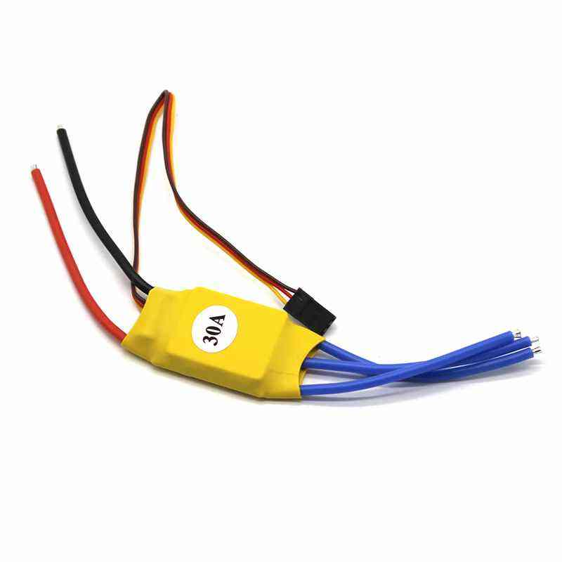 XXD HW30A 30A ESC Brushless Motor Speed Controller RC ESC for FPV Drone Helicopter Boat