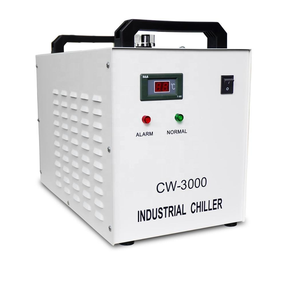 <span class=keywords><strong>Co2</strong></span> Laser Mesin Chiller Air Industri Cw3000 Air <span class=keywords><strong>Pendingin</strong></span> Cw3000