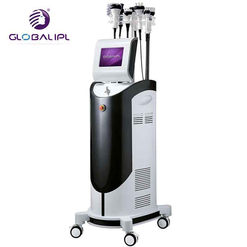 Cavitation RF Microneedle Ultrasonic Liposuction Cavitation Machine For Sale