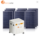 Household safe clean energy 3.5kva off grid solar energy system for generating