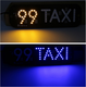 Car Lamp Car Light Led 99 Taxi Ubers Grab Light Led Car Windscreen Cab Indicator Lamp Taxi Roof Signs USB Windshield Taxi Light