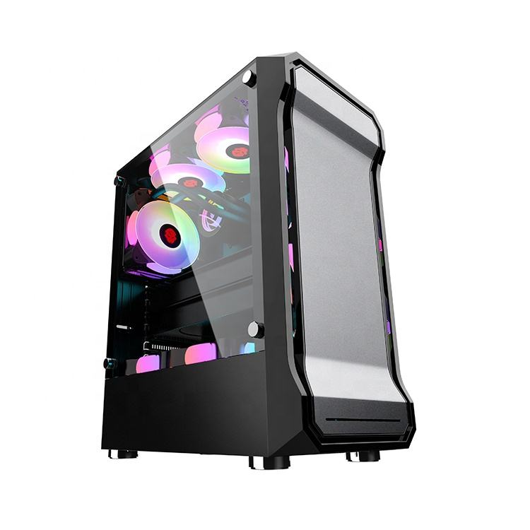 Factory OEM Cabinet PC Gaming Computer Case Towers