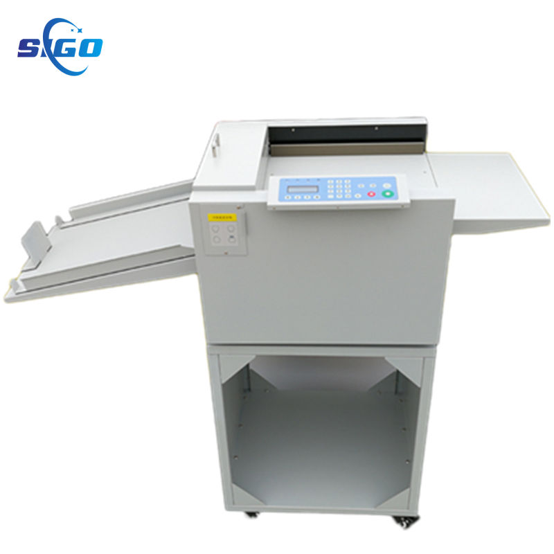 Digital Paper Creaser Creasing and Perforating Machine SG-NC350