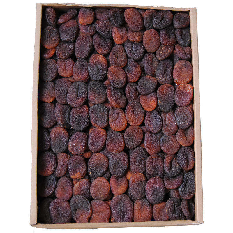 Xinjiang seedless black dried apricot