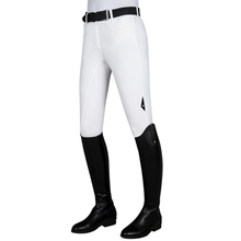Knit eco friendly equestrian breeches high quality full seat breeches horse riding breeches