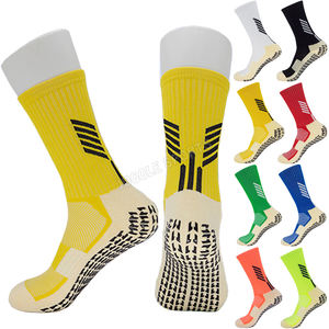 Soccer Athletic Sport Casual Non Skid Slipper Adults Medium Short Socks 2020 Unisex New Anti Slip Football Non-Slip Sports Sock