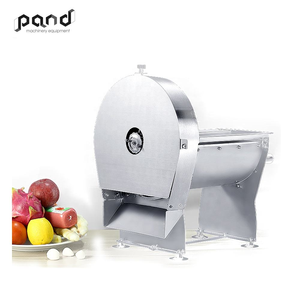 hand operate and electric automatic vegetable fruit slicer