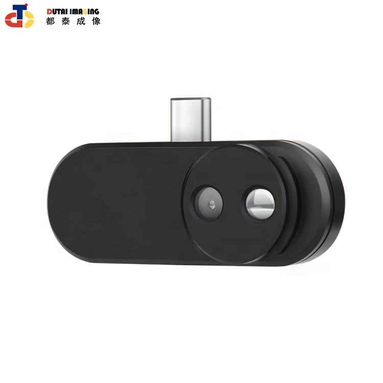 2019 Ebay hot sale HTI 7.5um-14um external camera on mobile phone without wireless