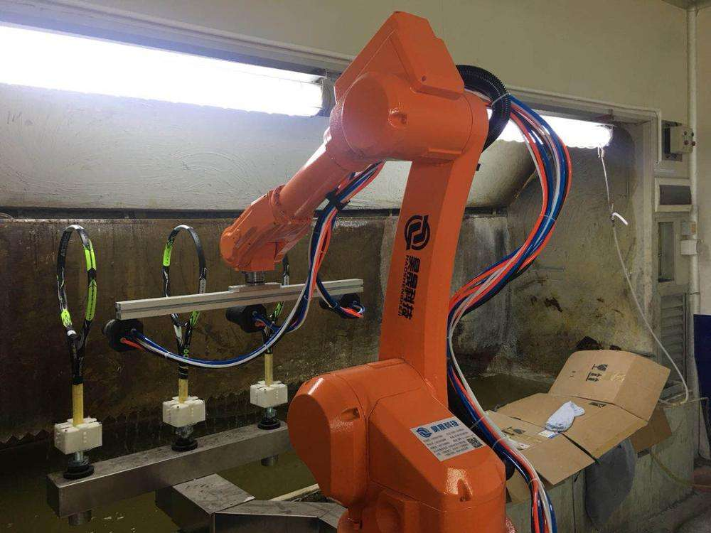 1 Year Warranty High Quality Industrial Robot Arm 6 Axis For Sale