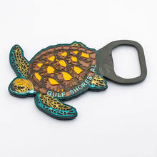 Professional Chinese Supplier Wholesale Bottle Opener Keychain Turtle