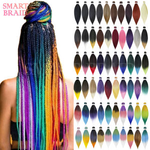 Synthetic Pre Stretched Braiding Hair For Wholesale Best Cheap Braid Hair Synthetic Hair ez Braid
