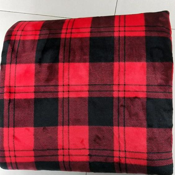 Flannel electric heated under blanket with 8H timer FROM Ainik