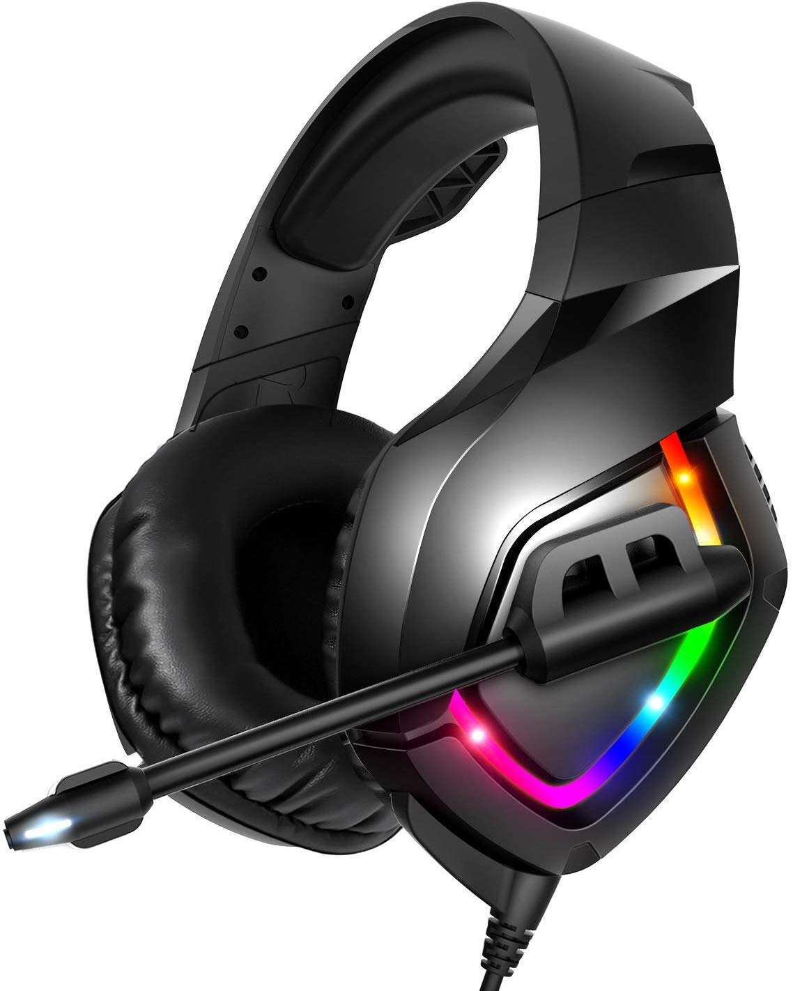 ONIKUMA RGB Gaming Headset Stereo Sound Voice quality PC gaming headphone with 3.5mm Jack
