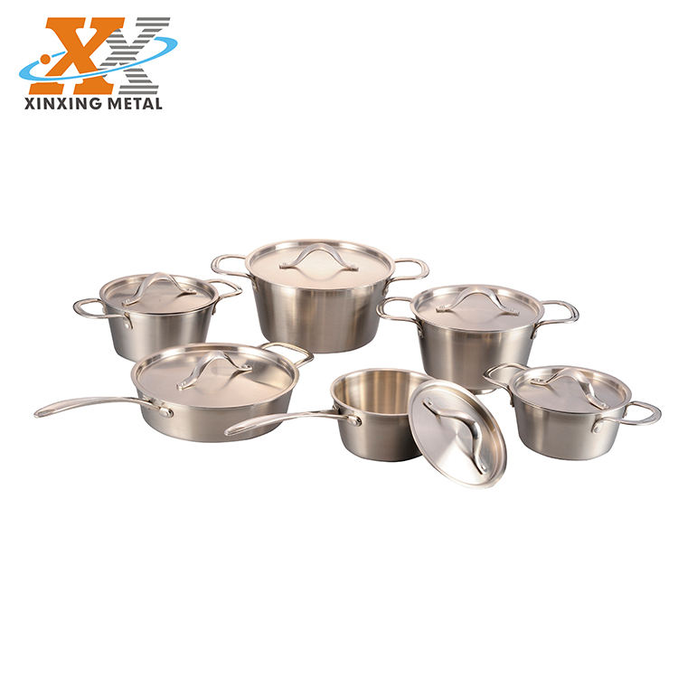 China Leverancier Keukengerei Royal Prestige Kookgerei Sets Non Stick Kookgerei