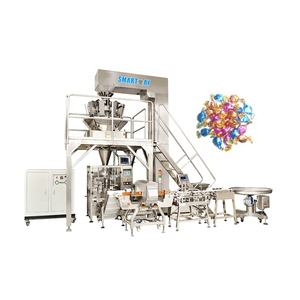 Automatique raisins Secs Fruits Production Équipements D'emballage Machines