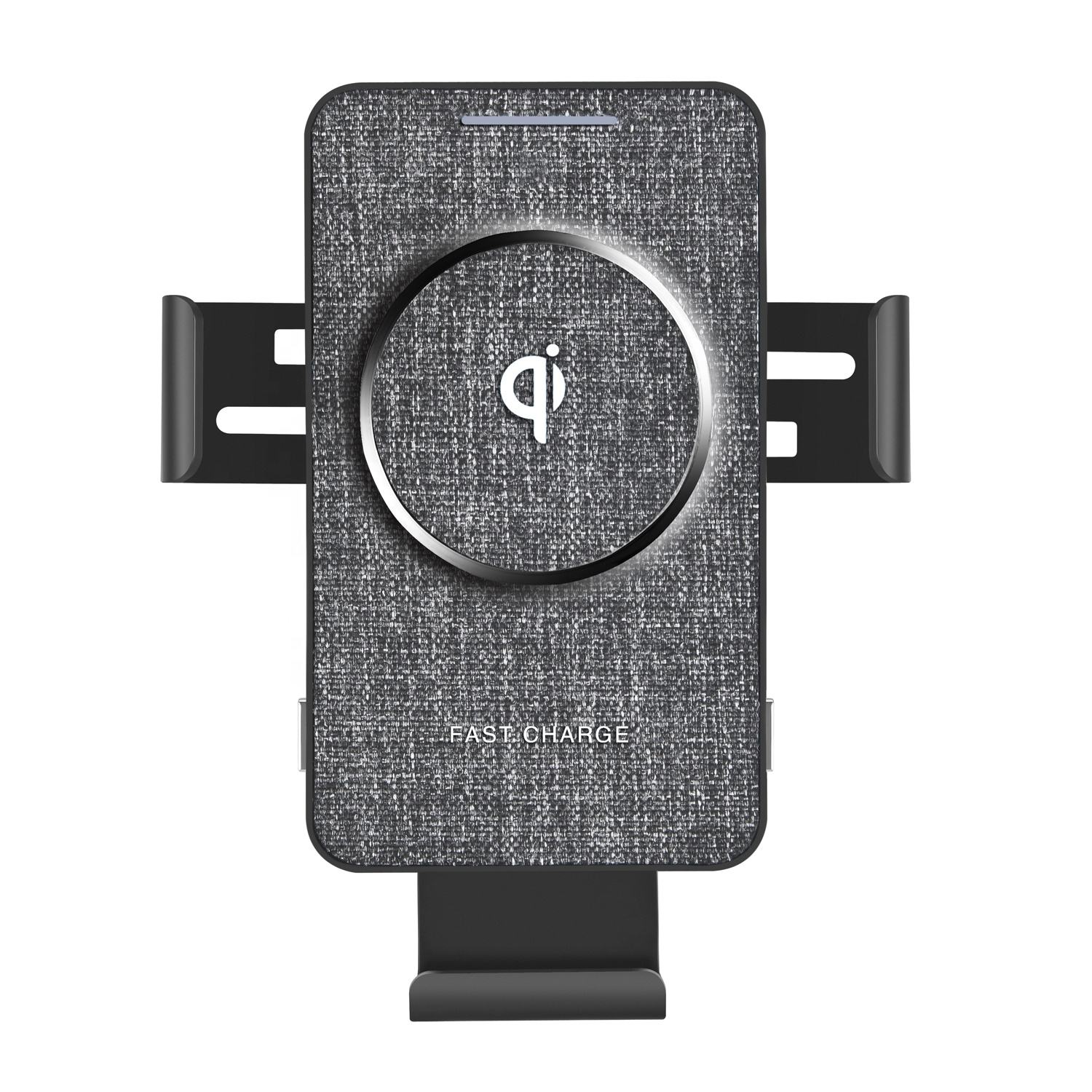 C23 ใหม่ 15W FOD Sensor Wireless Car Charger Wireless Chargerโทรศัพท์Wireless Car Charger Mount