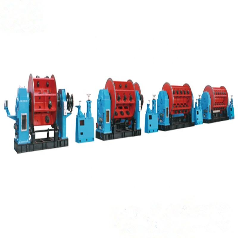 [ 12 18 24 Stranding Machine ] JCJX-KJ630/6 12 18 24 Stranding Machine For Aluminium Conductor