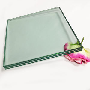 High quality bullet proof safety tempered laminated sandwich glass panel factory suppliers