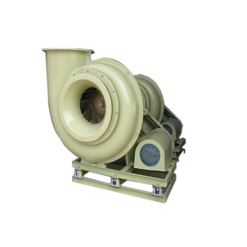 FRP Anti-corrosion Explosion Proof Centrifugal fan For Industrial