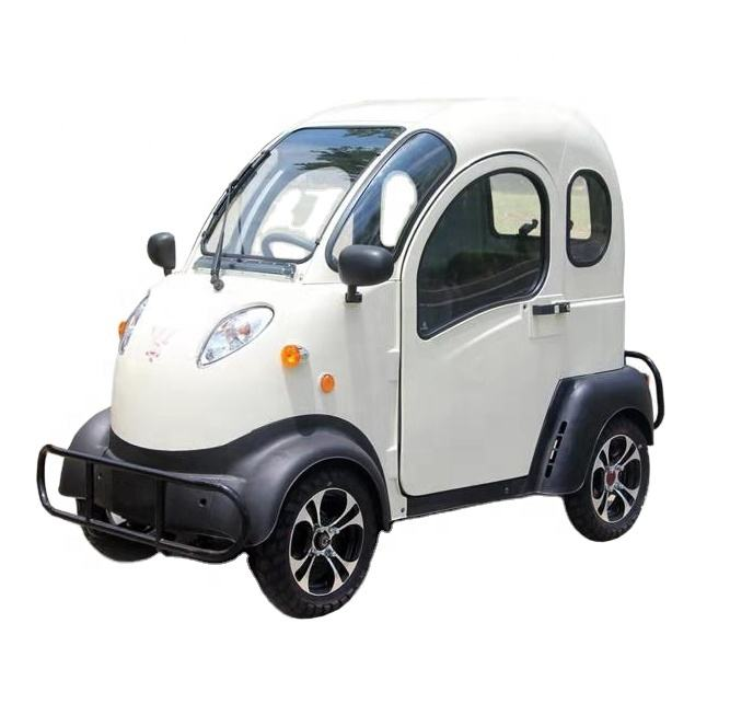 Manufacture EEC 4 Wheel Smart 4 Seat Electric Car High Speed Electric Car