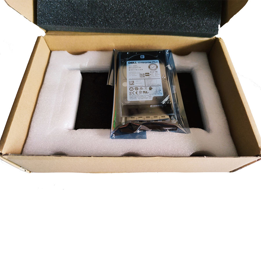 Dell Original And New HDD 4T SAS 3.5' Hard Drive With Original Package
