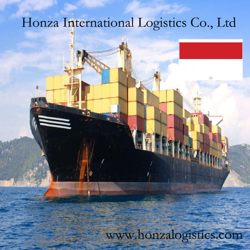 cheap and fast air sea shipping forwarder service from China to Indonesia