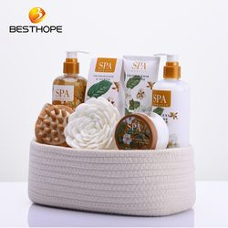 OEM beauty cleansing scrub gel cotton material basket home s